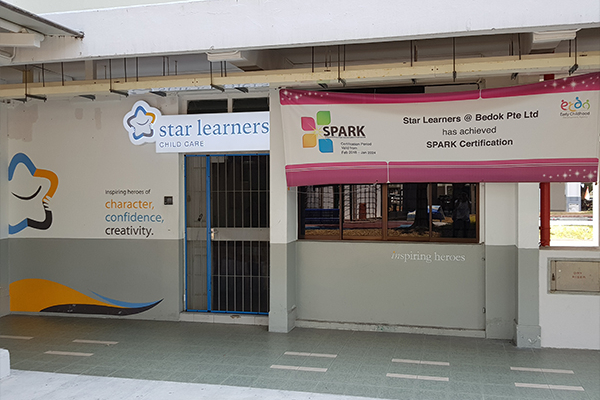 star learners child care bedok